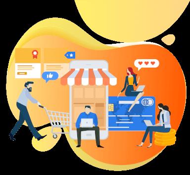 custom e-commerce websites